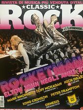 Classic Rock 2019 79.Elton John,Genesis,Peter Frampton,Mark Knopfler,Nick Drake