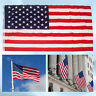 3'x5' FT U.S.A US. United States American Flag Stars Brass Grommets Polyester