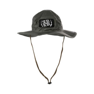 SUBROSA BOLD BOONIE HAT BMX BIKE SHADOW CONSPIRACY OBEY SUPREME ARMY GREEN NEW