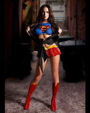 MEGAN FOX 8X10 CELEBRITY PHOTO PICTURE HOT SEXY SUPERGIRL 2