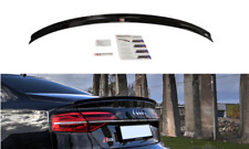 SPOILER EXTENSION/ CAP/ WING AUDI S8 D4 (2013 - UP)