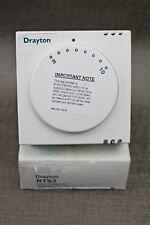 Drayton Frost Thermostat RTS3