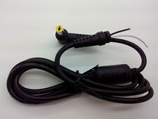 Plug 5.5x1.7mm DC Power Supply Cable for Lenovo Toshiba Acer Laptop Charger