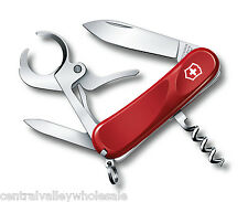 New Victorinox Delemont Swiss Army 85mm Knife  CIGAR 36  Cutter  2.5703.E