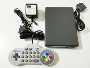 Nintendo Super Famicom Modem + NTT Data Controller Pad Japan 0903A13