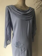 Jaques Vert Beautiful Mother Of The Bride Outfit Midi Length Size 16 Nwt