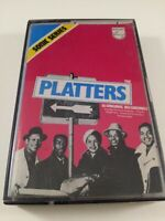 The Platters : Vintage Tape Cassette Album