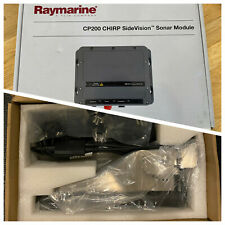 Raymarine CP200 CHIRP SideVision Module with CPT-200 Transducer Fishfinder NEW