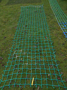 12x 3ft Strong cargo rope scramble net 4tree house fort play fun climbing frame