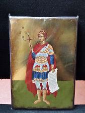 Saint Phanourios St Fanourios Phanurius Greek Orthodox Byzantine icon 14x20cm