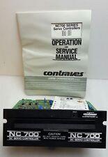 CSR CONTRAVES NC 700  DC SERVO CONTROLLER, MODEL A2272 REV. D
