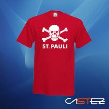 Camiseta ST Paulie Totenkopf Football Futbol calavera skull (ENVIO 24/48h)