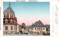 AK Thum Erzgebirge prati segmento bambini alla casa Emil Schiefner cartolina 1919