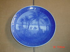 Royal Copenhagen Collectors Plate 1972 IN THE DESERT