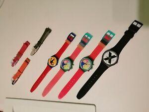 Swatch chronograph Flash Arrow