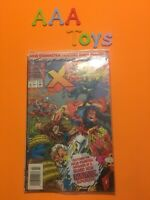 Comic X-Force Annual #2 Marvel Comics NM Sealed 1st Appearance Adam-X Trdng Card