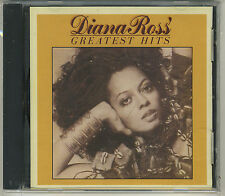 Diana Ross - Greatest Hits - Rare OOP Motown CD - Mint & Sealed - Love Hangover!