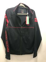 Sergio Tacchini Men Track Jacket Black