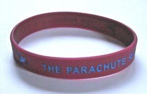 THE PARACHUTE REGIMENT SILICONE WRISTBAND