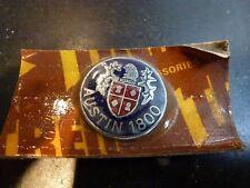 AUSTIN 1800 Original 1960's Quality Gear Knob Lever Badge Key Fob Bonnet NOS