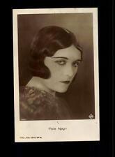 Pola Negri Ross Verlag Postkarte ## BC 78903