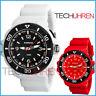 12-Ziffernblatt XONIX Armbanduhr für Herren und Teenager nickelfrei WR100m Licht