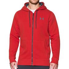 Under Armour Mens Storm Rival Cotton Full Zip Hoodie -UA Gym Warm Sweatshirt Top