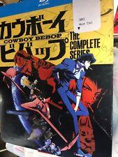 Cowboy Bebop (Blu-ray 4-Disc Box Set) The Complete Series w/Slip New / SEALED