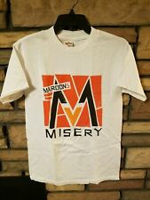 Maroon 5 Shirt Adult Small World Concert Tour Exclusive graphics Misery New