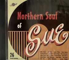 Northern Soul of SUE - 26 Tracks