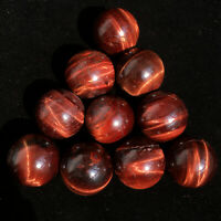 Wholesale-32mm-Natural Red Tiger Eye Crystal Sphere Reiki Healing Collection