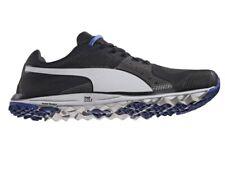 Puma Faas Xlite Golf Shoe - Black/White/Strong Blue Sz 11