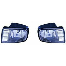 Fits Lincoln LS Fog Light Assembly 2000-2002 Pair Driver and Passenger Side