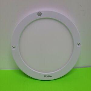 """Albrillo LED Flush Mount Ceiling Light 9"""", 15W 100 Watt Daylight White 4000k"""