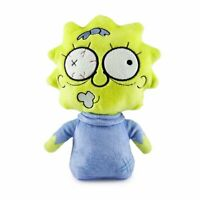 Kidrobot Simpsons Phunny Zombie Maggie Plush Figure NEW IN STOCK