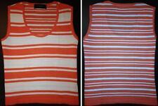 ANNA DAVID Strick-Pullunder, Weste, Strick-Top, Pullover 59€ + Tod´s Tasche, Bag