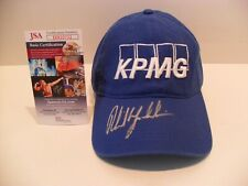 Phil Mickelson Autographed Signed KPMG Golf Hat Callaway Tour Authentic JSA COA
