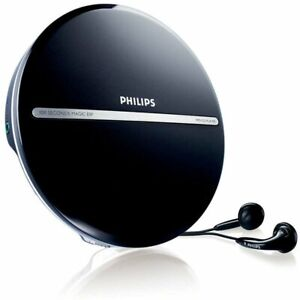 NEW Philips EXP2546 Portable MP3-CD Player (Free Postage)