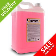 Beamz Smoke Fluid Quick Dispersal Jet Vapour Blast CO2 Liquid Fog Machine 5L