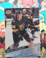 Dylan Coughlan 20/21 Upper Deck Young Guns RC Rookie Card Vegas golden knights