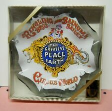 Vintage Ringling Bros. Barnum & Bailey Circus World Bowl Nib Nos