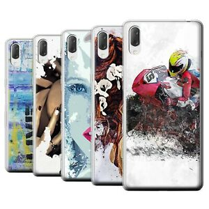 STUFF4 Gel/TPU Case/Cover for Sony Xperia L3 2019/Fragments