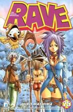 manga STAR COMICS RAVE  numero 25