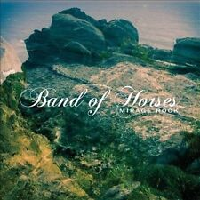 BAND OF HORSES MIRAGE ROCK 180GM LP NEW