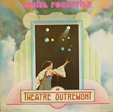"""12"""" LP-Louise Forestier-theatre Outremont-b496-washed & cleaned"""