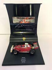Vitesse La Storia Ferrari 1/43 LSF02 Ferrari 312T Niki Lauda Monaco GP 1975