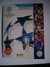 NEW! - EMPTY ALBUM PANINI ARGENTINA CHAMPIONS LEAGUE 2012-2013