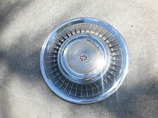 """1980-1987 Cadillac 15"""" Factory OE Wheel Cover Hubcap #2037"""
