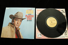 Elvis Presley SINGING FLAMING STAR LP - VG+ ORIGINAL 1968 RCA VICTOR PRS-279