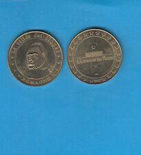 Vienne Romagne Vallée des singes Gorille N° 4    2007 Médaille Monnaie de Paris